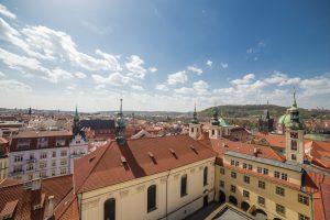 Клементинум Прага