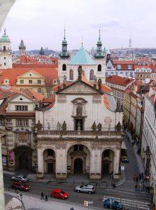 Прага Клементинум